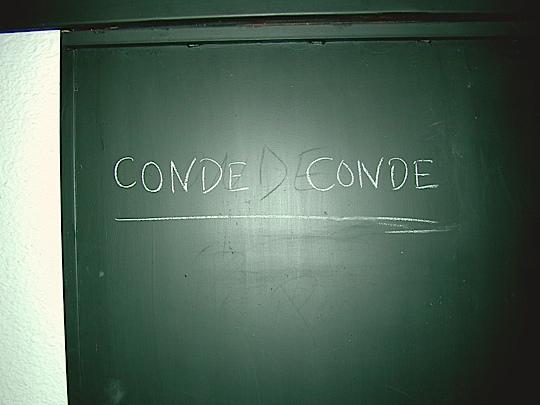 Conde COnde