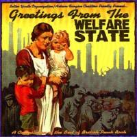 welfare state.