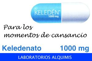 - Keledenato 100% - Laboratorios Alquimis
